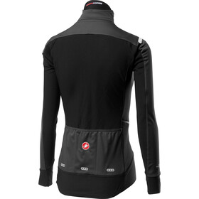 Castelli Alpha RoS Light Jas Dames, light black/black
